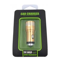 Автомобильное зарядное устройство USB A39