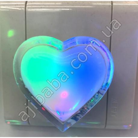 Ночник сердце DH-16
