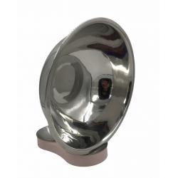 Миска 26см сталь