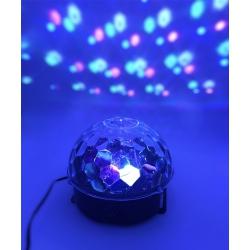 Светодиодный диско шарик MP3