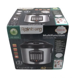 Многофункциональная мультиварка Rainberg RB-6208