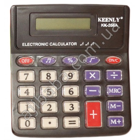 Калькулятор KEENLY KK-268A