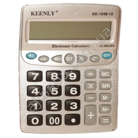 Калькулятор KEENLY KK-1048-12