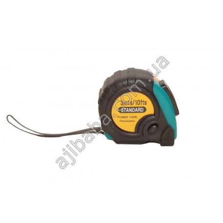 Рулетка с магнитом (3 м)