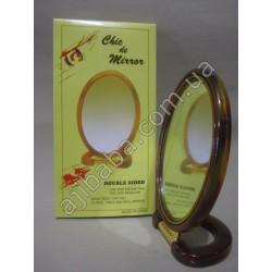 Зеркала коричневая 6