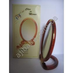 Зеркала коричневая 8