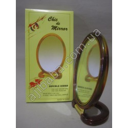 Зеркала коричневая 4